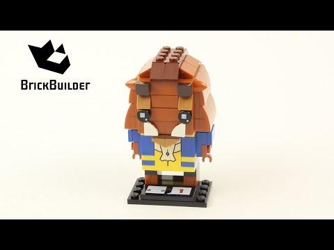 Vidéo LEGO BrickHeadz 41596 : La Bête
