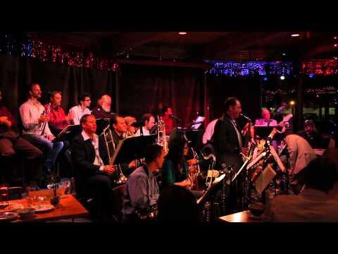 Clare Fischer Latin Jazz Big Band at Typhoon Restaurant