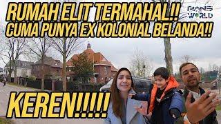 JEPANG BELANDA JET LAG PARAH. AA JADI TUKANG PARKIR DI RUMAH MEWAH INDONESIA DI BELANDA#RANSTHEWORLD