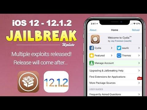 iOS 12 0/12 1 2 JAILBREAK COMING! Last Chance DOWNGRADE NOW