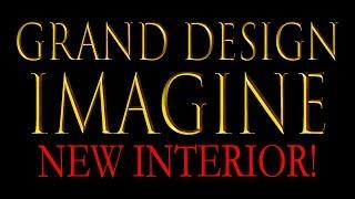 New Grand Design Imagine Interior! Dramatically Lighter Colors - HD