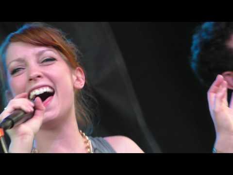 "Sister Sparrow & The Dirty Birds LIVE ""Borderline"""