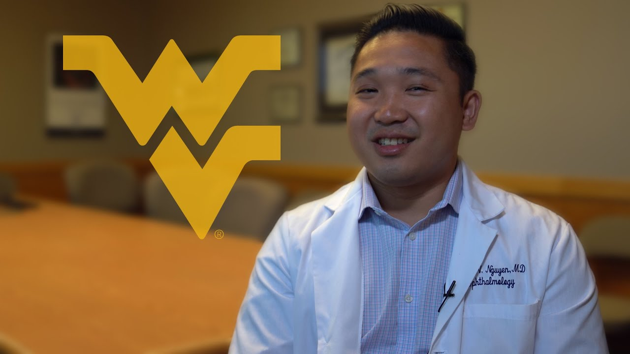 Play Ophthalmology Residency at West Virginia University