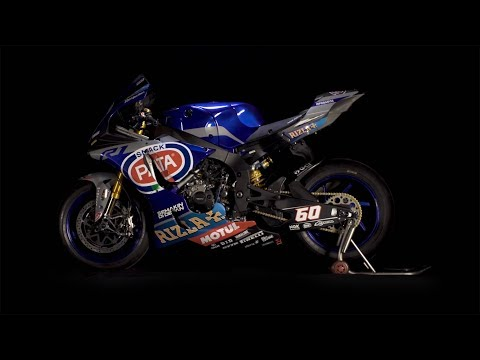 The 2019 Pata Yamaha WorldSBK YZF-R1 Breaks Cover