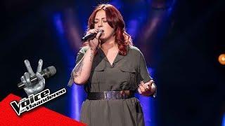 Kimberly zingt 'Remedy' | Blind Audition | The Voice van Vlaanderen | VTM