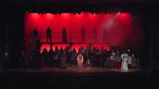 """The Ballad of Sweeney Todd"" - University High School"
