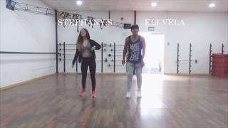 Hey Ma - Pitbull JBalvin ft Camila Cabello by Eli Vela Zumba Fitness