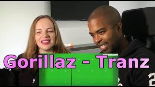 Gorillaz   Tranz (Official Video) (REACTION 🎵)