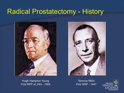 Prostate pain and constipation