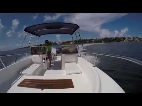 1990 Wahoo 1850 Sportfish Fort Pierce Florida Top Notch