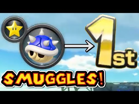 Mario Kart 8 Deluxe Item Smuggling 15