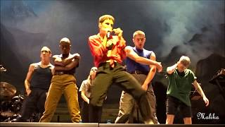 Christine And The Queens - Comme si on s'aimait - Nantes (04.12.2018)