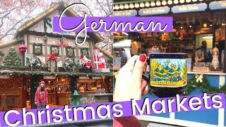 GERMAN CHRISTMAS MARKETS – Wiesbaden & Rüdesheim - Best Places To Visit At Christmas