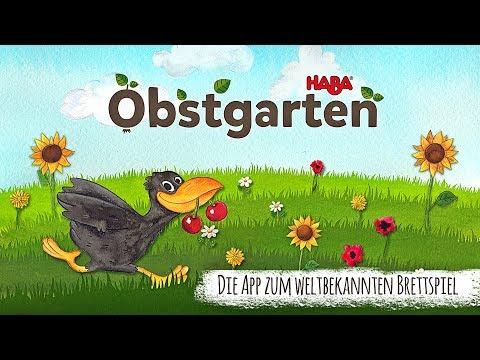 Haba Obstgarten Spiel 🌳 App für Kinder ab 3 Jahre 🍎 (Android/iPad/iPhone)
