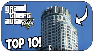 Top 10 MUST OWN Apartments & Offices in GTA 5! (Episode #78)