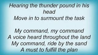 Armored Saint - Glory Hunter Lyrics