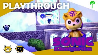 Sonic Elements Playthough