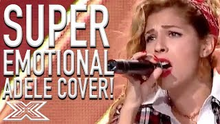 ADELE 'Don't You Remember' Cover Has A Very Emotional Ending! | X Factor Global