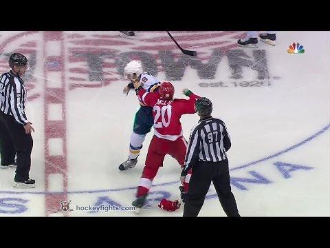Drew Miller vs. Petteri Lindbohm