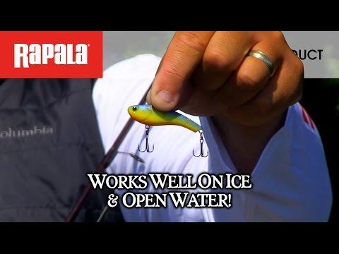 Rapala SlabRap 04 videó