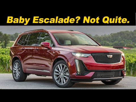 External Review Video YxGTInDRK4Q for Cadillac XT6 Crossover