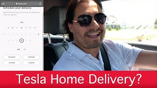 Tesla Schedule Delivery Date and Black is now $1,000 MORE!