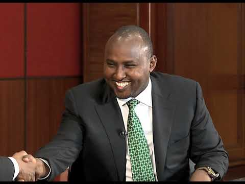 Junet Mohamed explains why he was chosen Master of Ceremony at the BBI Launch | POINT BLANK