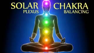 Activating Qi Flow of Solar Plexus Chakra Meditation (Third Chakra)