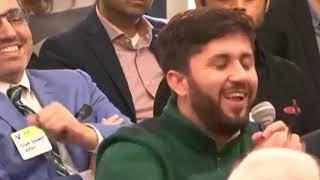 BNM activist questions Pakistani ambassador to US. on persecution of Baloch people