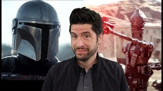 We're getting a Star Wars series on the Disney streaming service (Disney+). We have the first trailer from D23, so let's talk about the trailer for THE MANDALORIAN!  Watch the trailer here: https://www.youtube.com/watch?v=aOC8E8z_ifw&t=4s  #Mandalorian #D23
