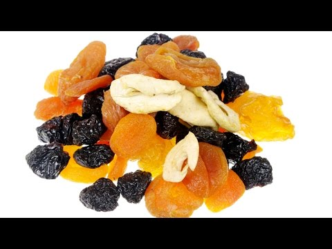 Video 5 Dried Fruits High in Vitamin K