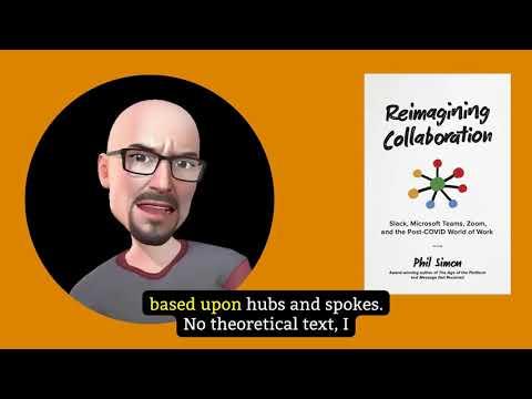 Reimagining Collaboration Book Trailer