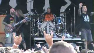 "Down ""Bury Me In Smoke"" @ Rock On The Range 2012"