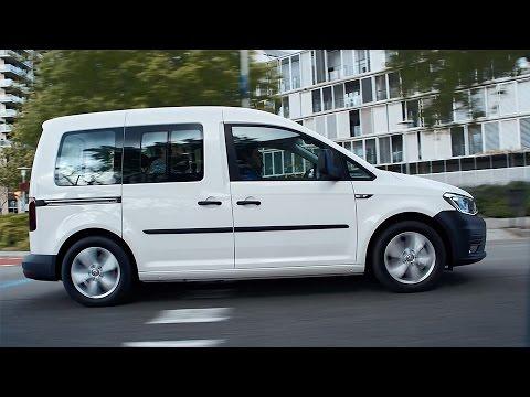 Volkswagen  Caddy 4 Kombi Минивен класса M - рекламное видео 2