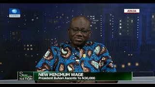 'We've Been Waiting For Over Eight Years', Issa Aremu Reacts To Minimum Wage Increase