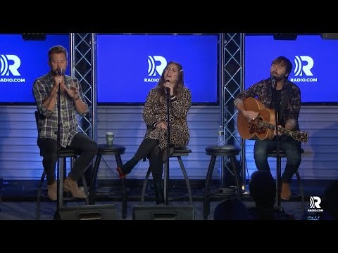 From their CMA performance with Halsey, Lady Antebellum perform 'What If I Never Get Over You'