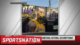Marcellus Wiley: Kobe Bryant fans are 'in their feelings' over LeBron James | SportsNation | ESPN