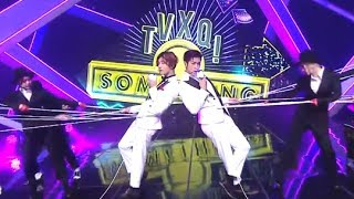 [HOT] TVXQ! - Something, 동방신기 - 썸씽, Show Music core 20140118