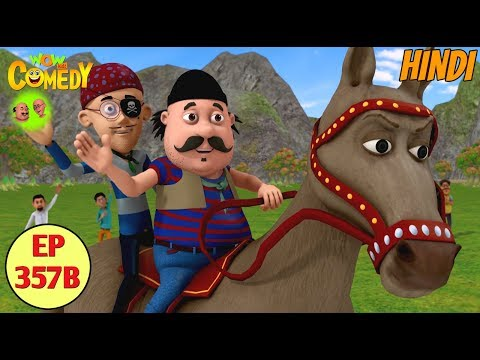 Motu Patlu 2019 | Cartoon in Hindi| Hero Don |3D Animated Cartoon for Kids