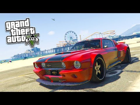 GTA 5 NEW BEST MODIFIED CAR MOD IN