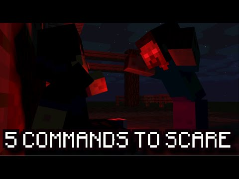 5 commands to jumpscare