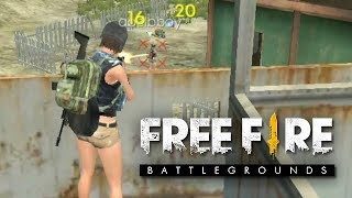 Free Fire - Battlegrounds - Best Seat in the House [SOLO Deathmatch] - Android Gameplay, Walkthrough