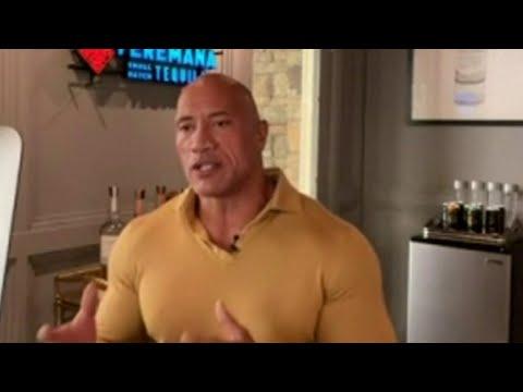 Dwayne 'The Rock' Johnson on US presidential run