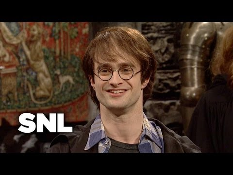 Harry se vrací do Bradavic - SNL Digital Short