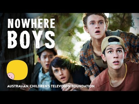 Nowhere Boys: The Book of Shadows online