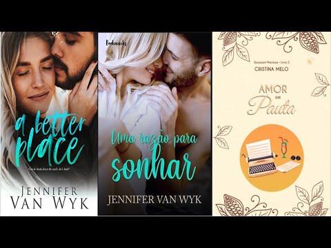 Uma razão para sonhar de Jennifer Van Wyk + Amor em Pauta de Cristina Melo?Resenhas