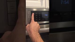 bosch oven not working