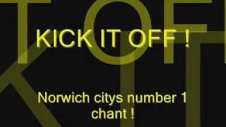 Kick it off - norwich city