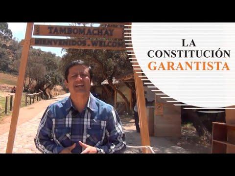 LA CONSTITUCIÓN GARANTISTA - Tribuna Constitucional 84 - Guido Aguila Grados