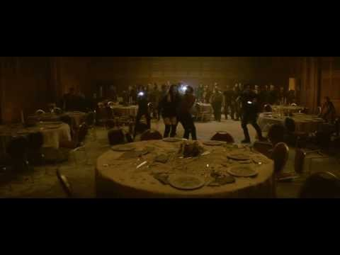 The Mortal Instruments - Hotel Dumort fight scene